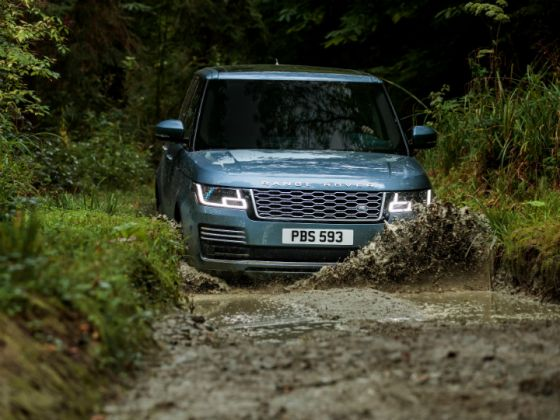 Range Rover Gets Major Updates Including A Plug-In Hybrid