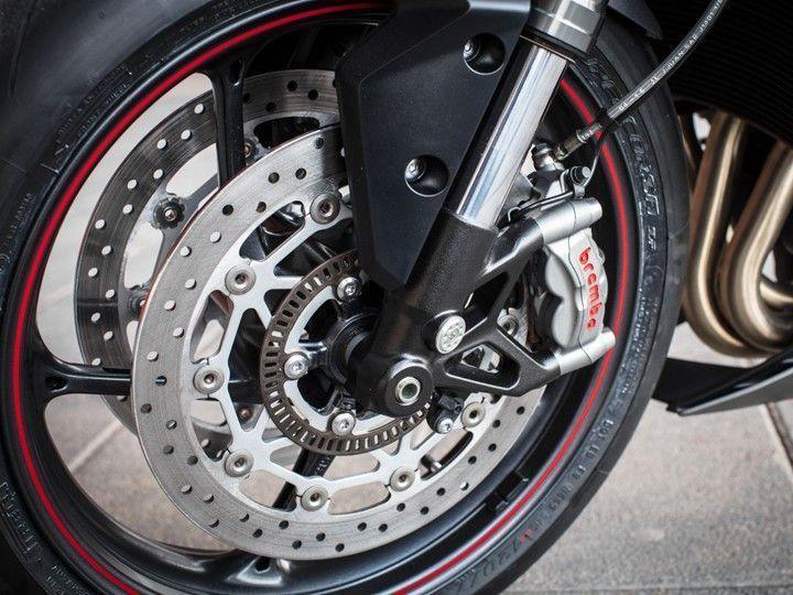 Street Triple RS Wheel