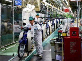 Honda Super Cub Production Crosses 100 Million!