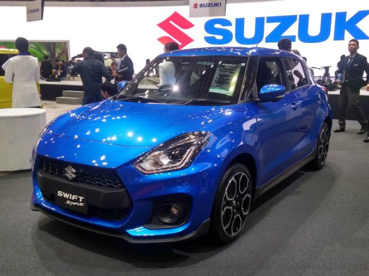 Suzuki Swift Sport First Look Zigwheels