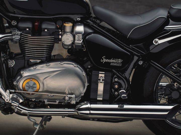 Triumph Bonneville Speedmaster Unveiled Zigwheels