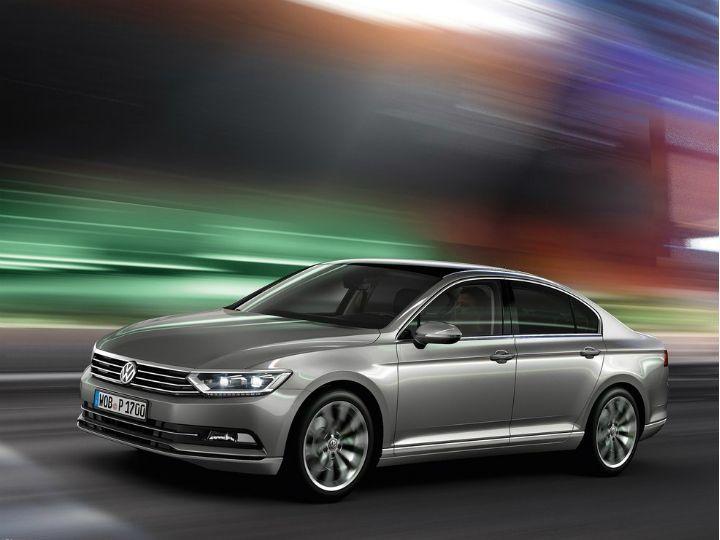 Volkswagen Passat Launched