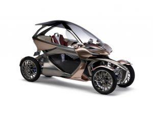 Yamaha to unveil a new four-wheeler concept