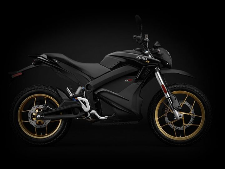 Zero Electric 2018 Bike Range
