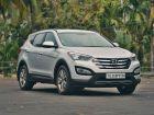 Bye Bye, Hyundai Santa Fe