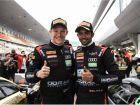 Aditya Patel and Mitch Gilbert clinch double podium at Shanghai