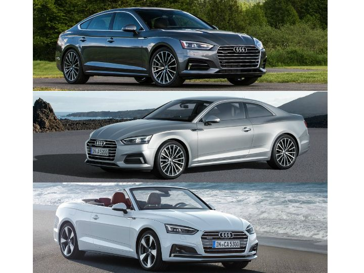Audi A5 Launch in October