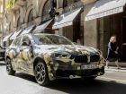 BMW X2 Seen Sneaking Around The Streets Of Milan