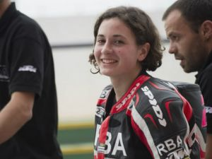 Ana Carrasco - The First Woman Rider To Win In WSBK!