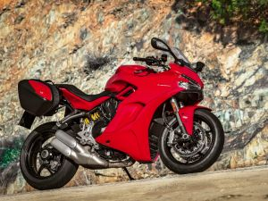 Ducati SuperSport India Launch Tomorrow