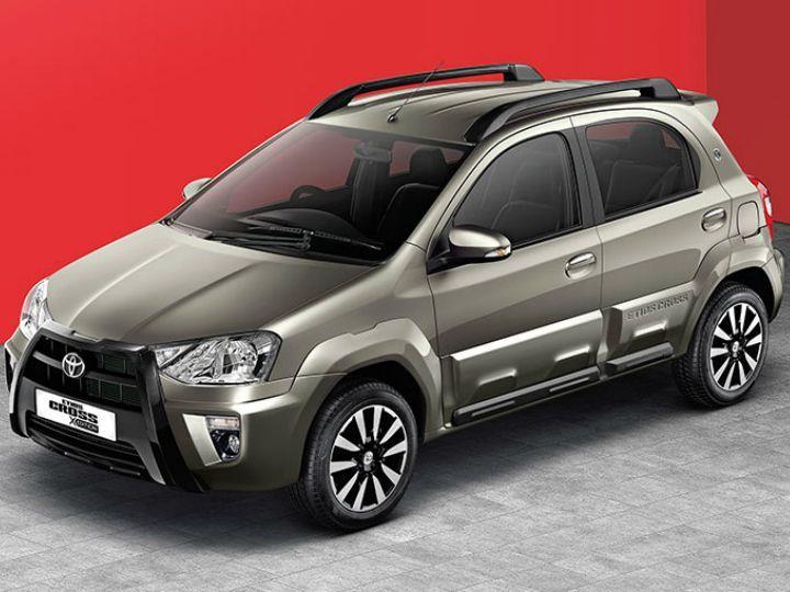 Toyota Etios Cross X Edition