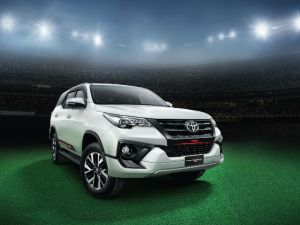 Toyota Fortuner TRD Sportivo Launched In India