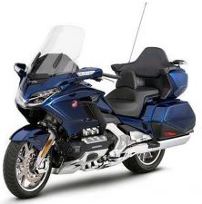 A Sneak Peek Into The 2018 The Honda Gold Wing