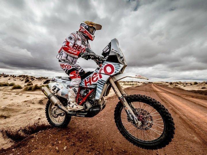 Dakar Challenge race.