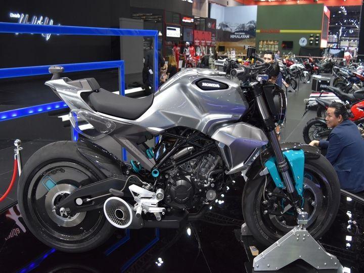 Honda 150 SS Racer concept