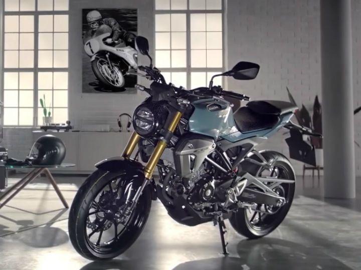 Honda Cb150r Exmotion Introduced In Thailand Zigwheels