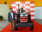 This Mahindra Driverless Tractor Is Operated Using Your Phone