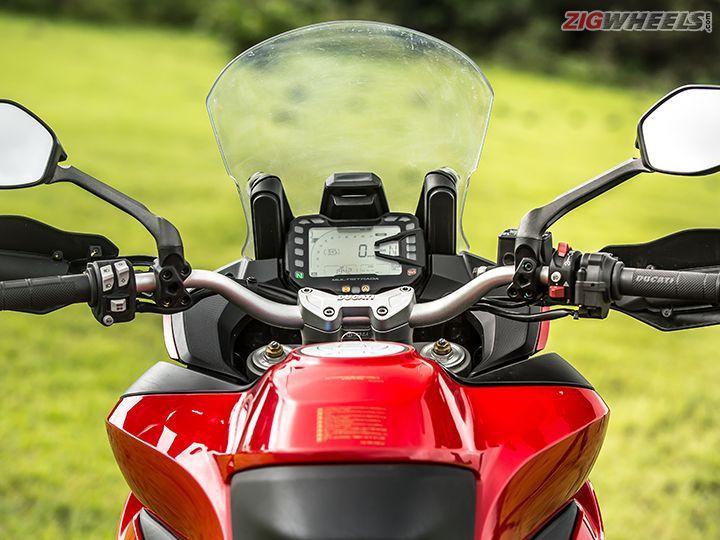 Ducati Multistrada 950 Road Test Review Zigwheels