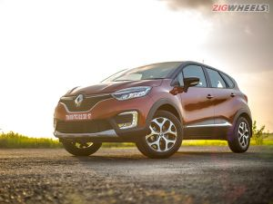 Renault Captur: First Drive Review