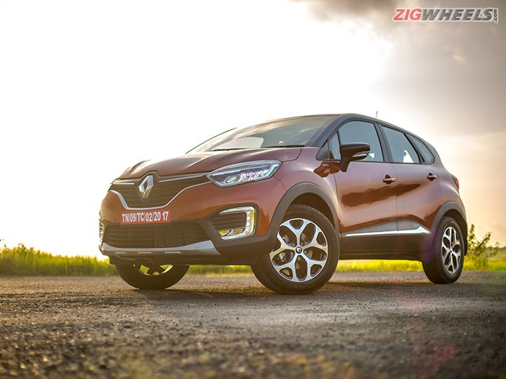 renault captur first drive review zigwheels. Black Bedroom Furniture Sets. Home Design Ideas