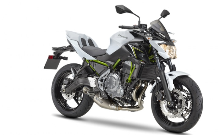 Kawasaki Z650 Performance Same Power Different Package