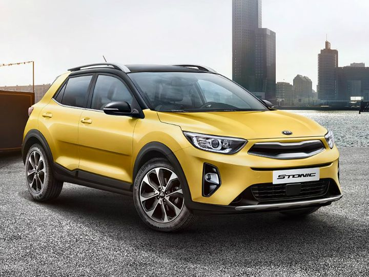 Kia Suv For India