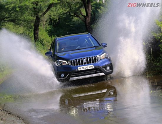 Maruti S-Cross Facelift: First Drive Review