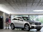 Mercedes-Benz GLC F-CELL Is Harmony In Green Tech