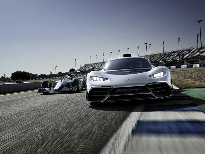 Mercedes-AMG Project One Hypercar