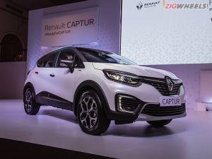 In Pictures: Renault Captur
