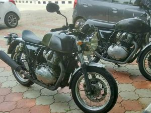 Twin-Cylinder Royal Enfield Launch Likely At EICMA