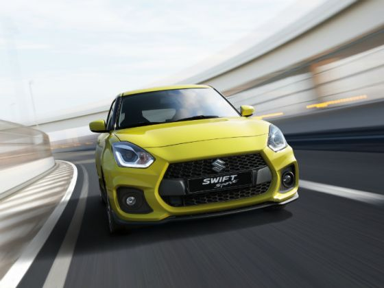 New Suzuki Swift Sport: Lighter, Stronger, Quicker, Fun-er?