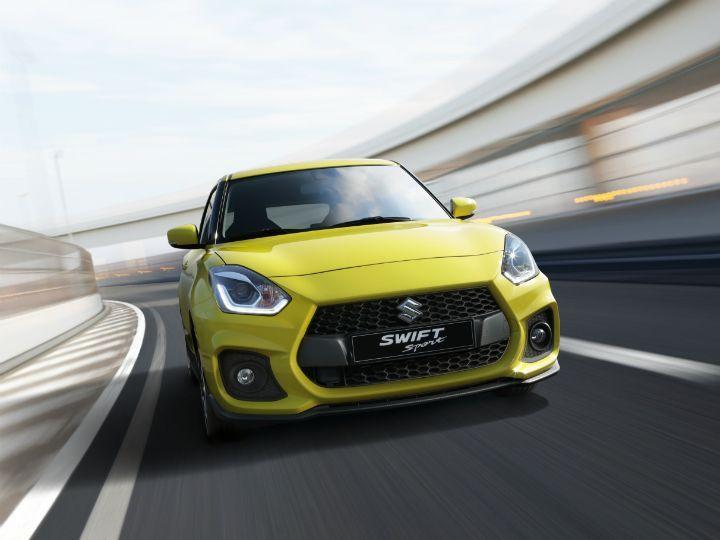 Suzuki Swift Sport Revealed