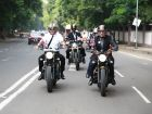 Triumph Distinguished Gentleman's Ride Raises Funds In Style!