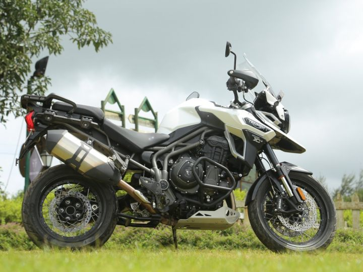 Off Road Mantra What We Learned From The Triumph Tiger Trails
