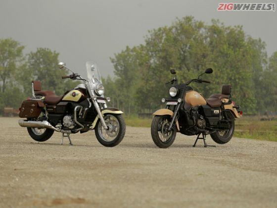 UM Renegade Classic And Renegade Commando Mojave First Ride Review