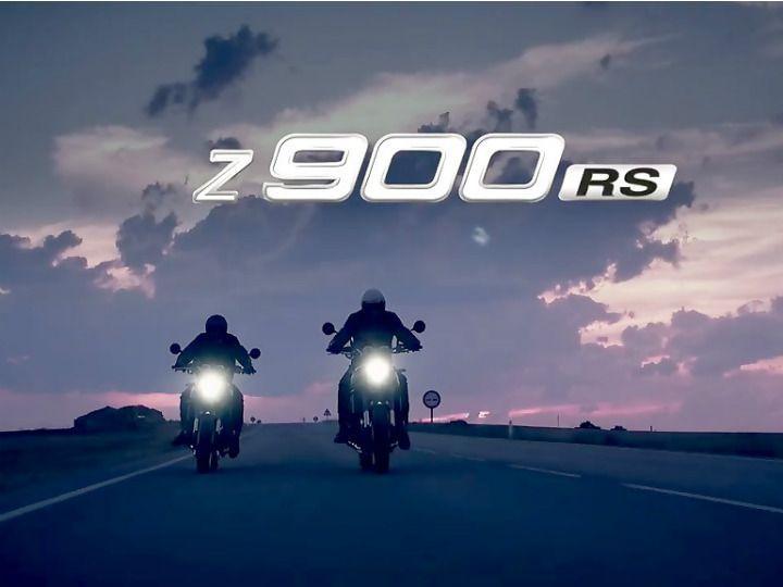 The Kawasaki Z900 RS