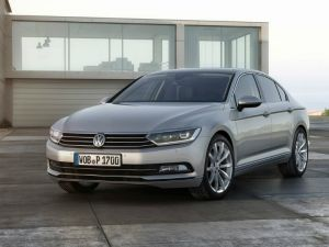 Volkswagen To Launch Passat This Year, Assembly Begins