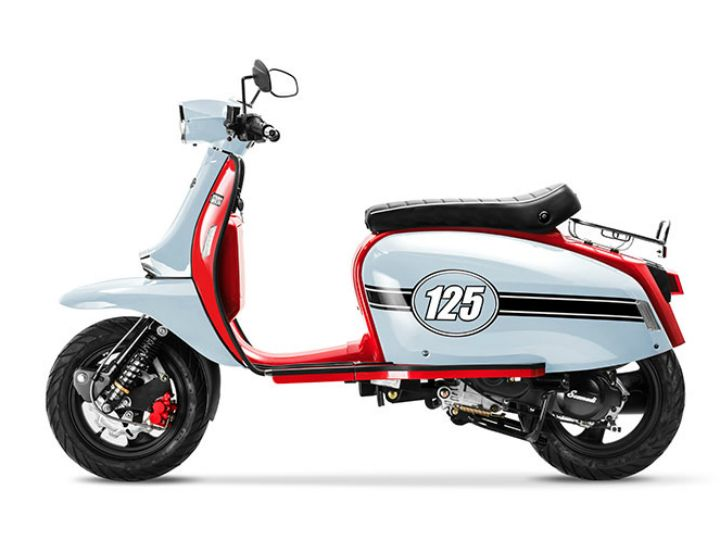 Scomadi Scooter To Hit Indian Shores