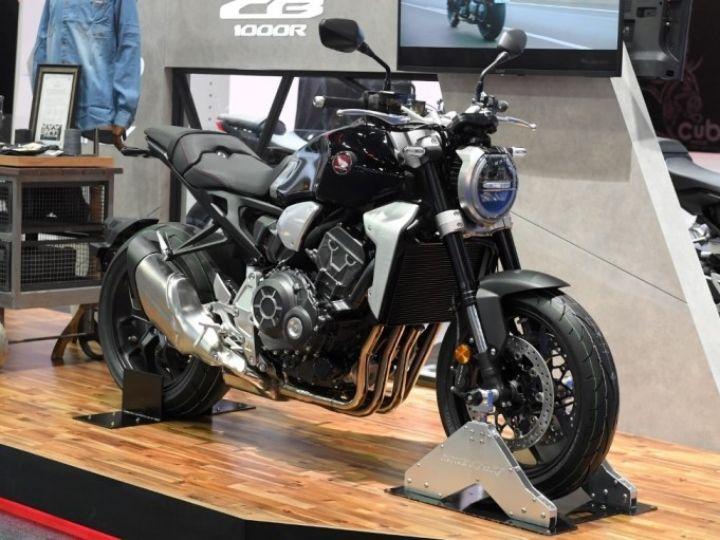 Honda Launches 2018 CB1000R In Thailand