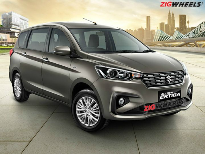 This Is The All New Maruti Suzuki Ertiga Zigwheels