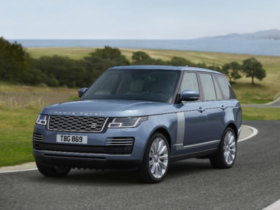 2018 Range Rover: First Drive Review