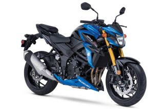 Suzuki GSX-S750 Launched At Rs 7.45 Lakh