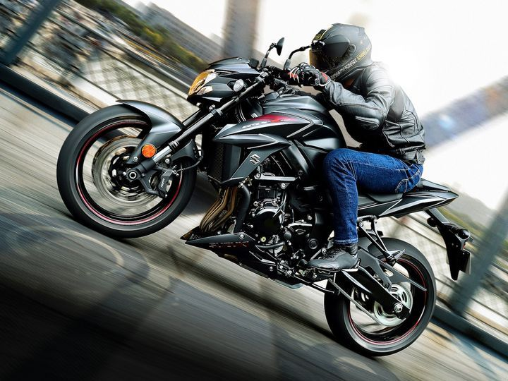 Suzuki Gsx S750 Expected To Launch This Month Zigwheels