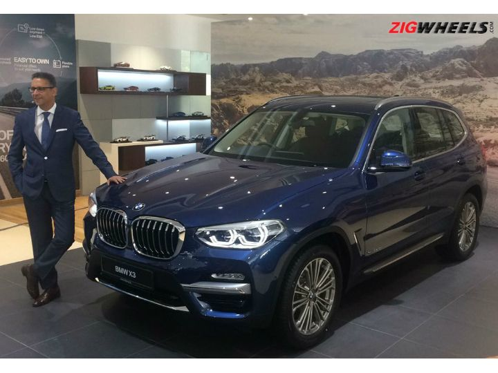 All New Bmw X3 Launched At Rs 49 99 Lakh Zigwheels