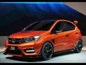 Honda Brio 2.0 Previewed
