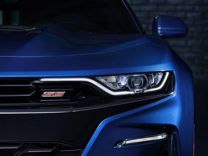 2019 Chevrolet Camaro Revealed