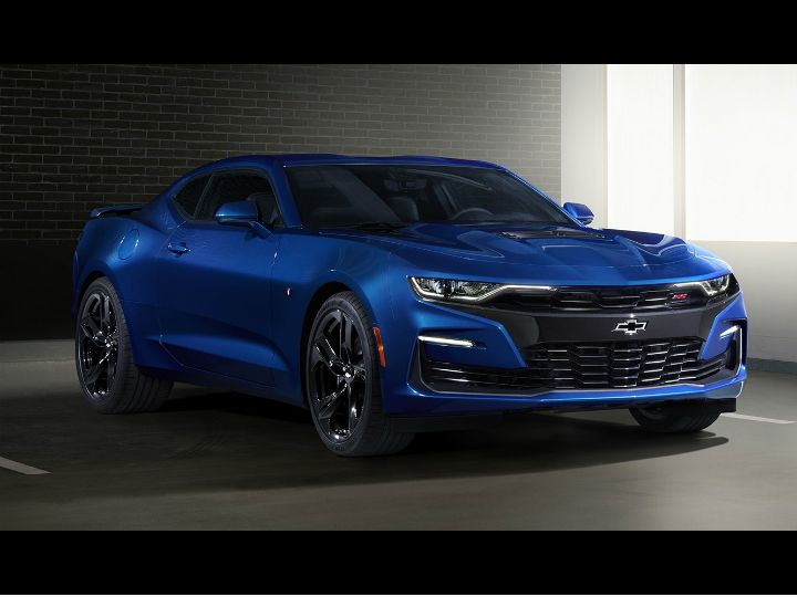 2019 Chevrolet Camaro Revealed