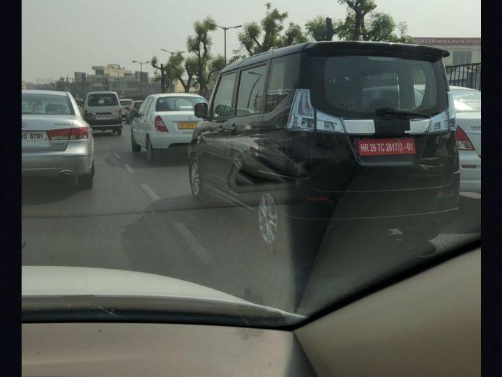 Maruti Suzuki Solio Spied In India - ZigWheels