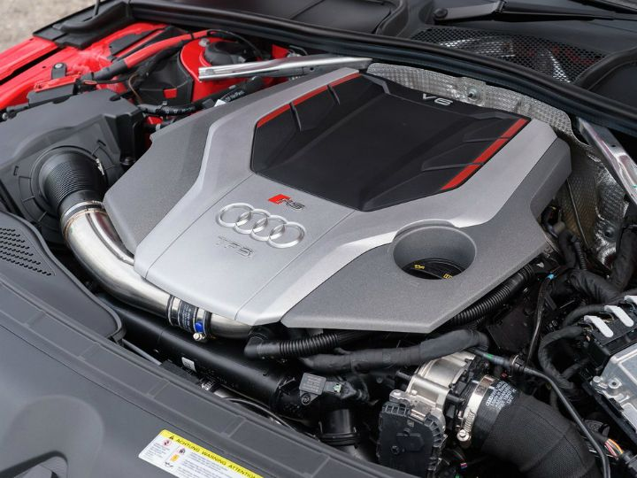 Audi RS 5 Coupe Launched in India